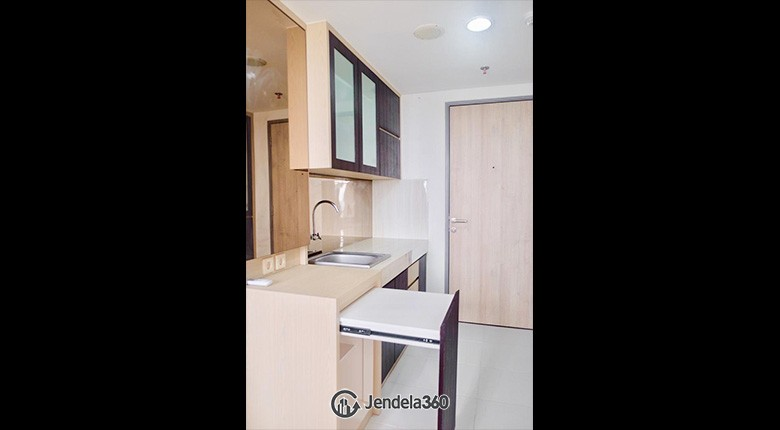 Kitchen Akasa Pure Living Apartment