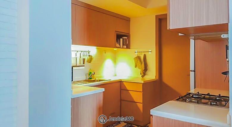 Kitchen Apartemen Kemang Village Apartment