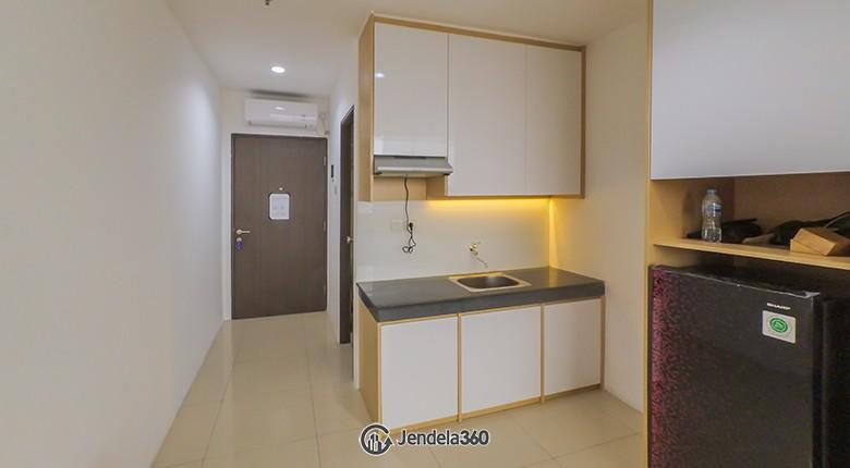 Kitchen Pasar Baru Mansion Apartment