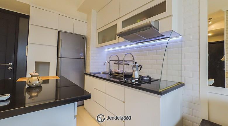 Kitchen Ambassade Residence Apartment