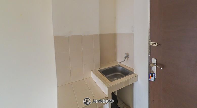 Kitchen Puri Park View Apartment