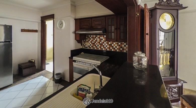 Kitchen Permata Hijau Apartment