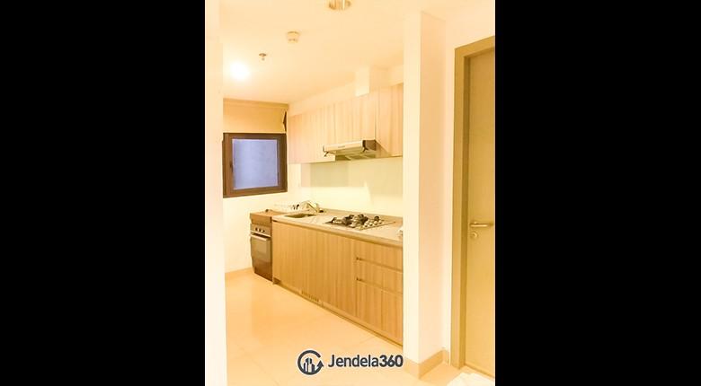 Kitchen Apartemen 1 Park Residence