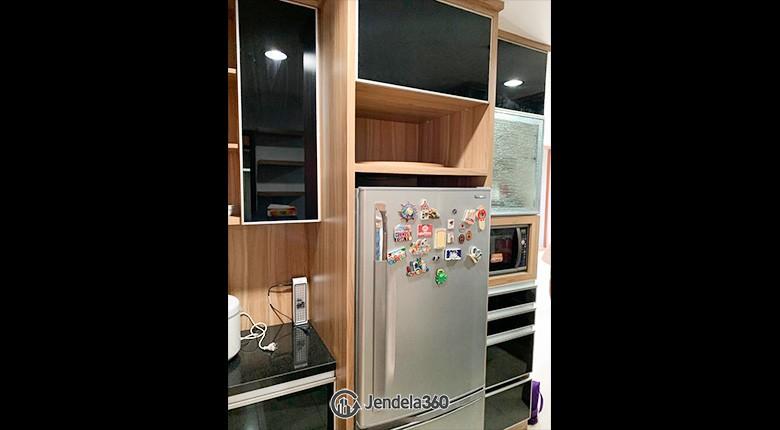 Kitchen Permata Hijau Residence Apartment