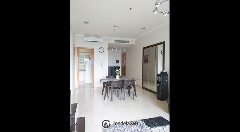 Kitchen Senayan Residence Apartment