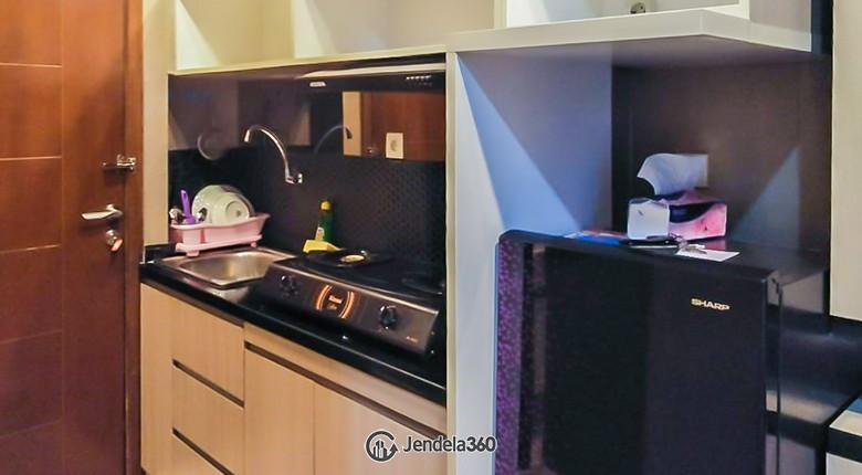 Kitchen Apartemen Capitol Park