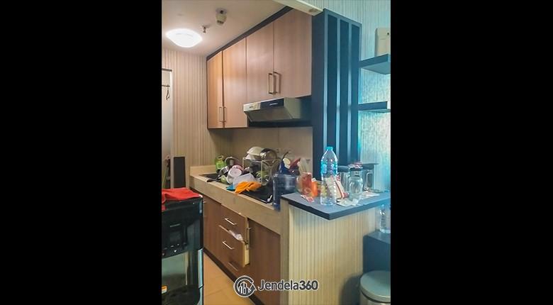 Kitchen Apartemen Bellagio Residence