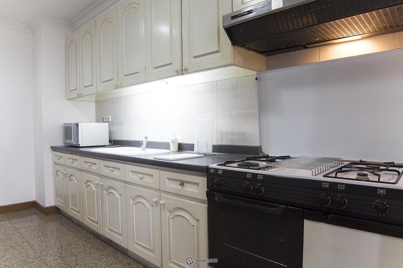 Kitchen Pavilion Apartment