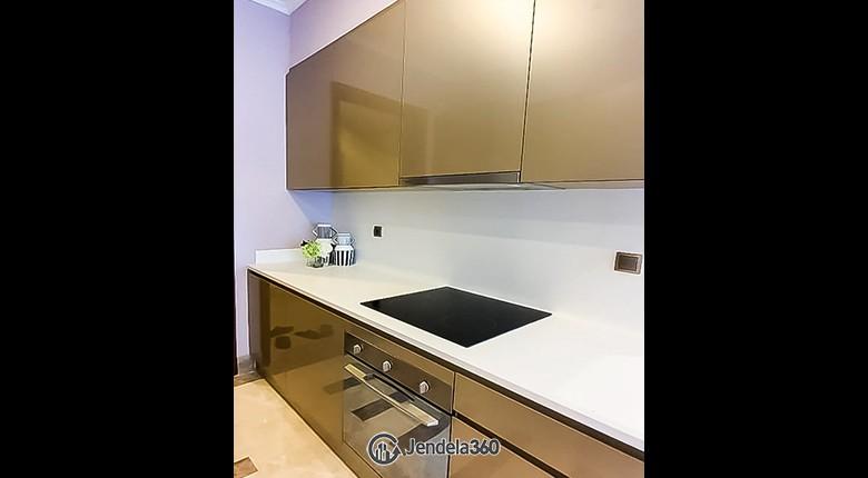 Kitchen Apartemen District 8