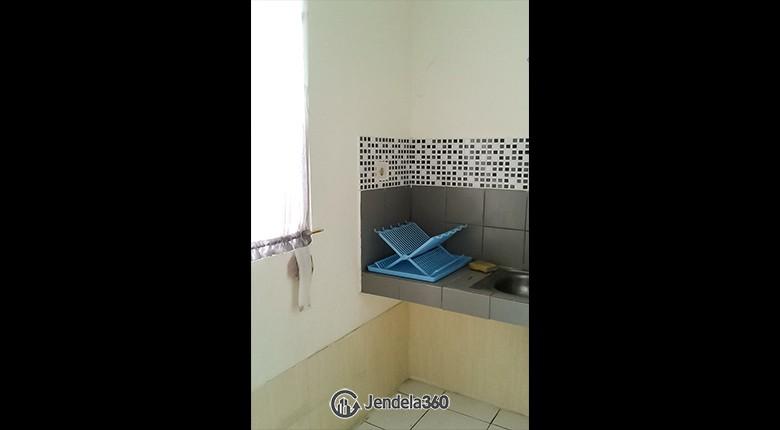 Kitchen Menteng Square Apartment