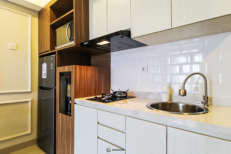 Kitchen Apartemen The H Residence