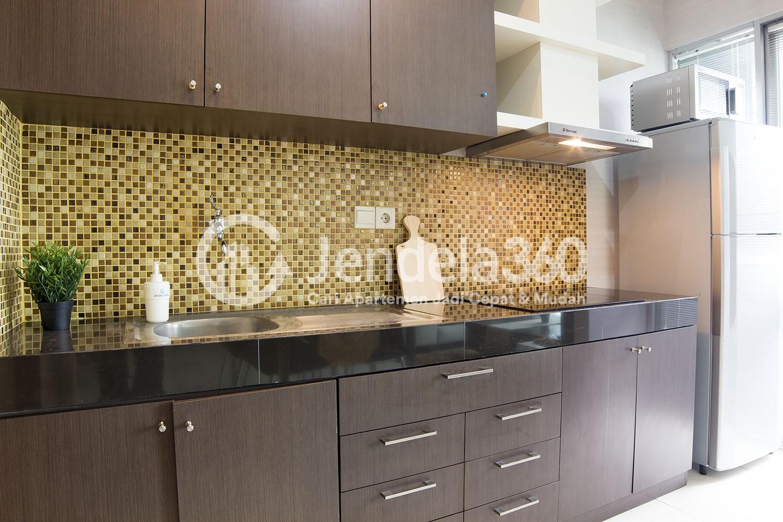 Kitchen Sahid Sudirman Residence Apartment