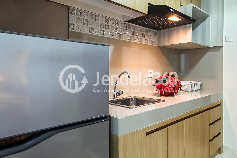 Kitchen Puri Orchard Apartment Apartment