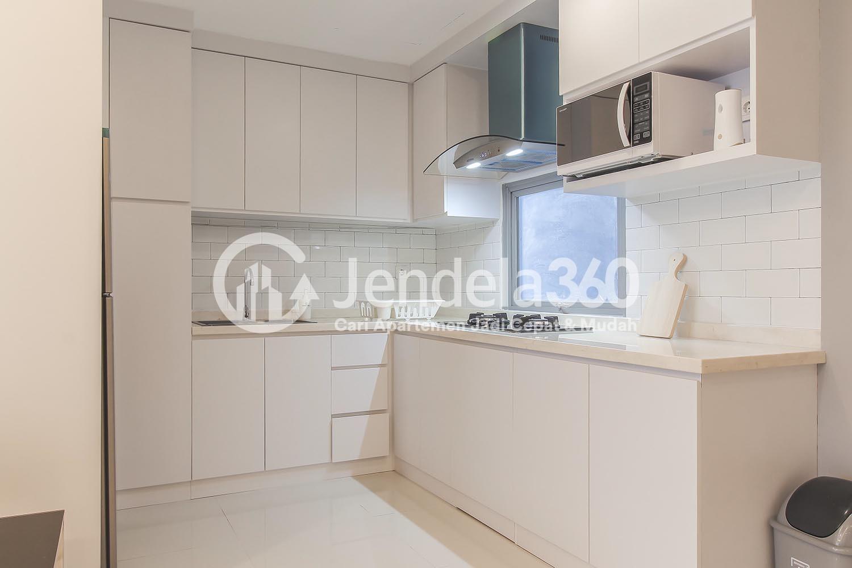 Kitchen Apartemen Pejaten Park Residence