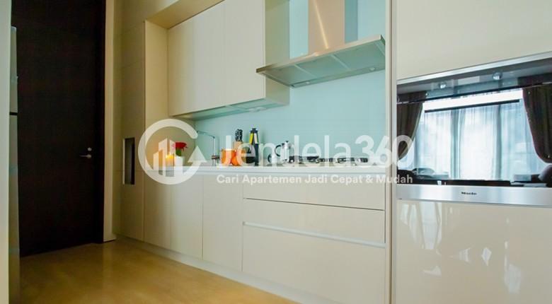 Kitchen Apartemen La Vie All Suites
