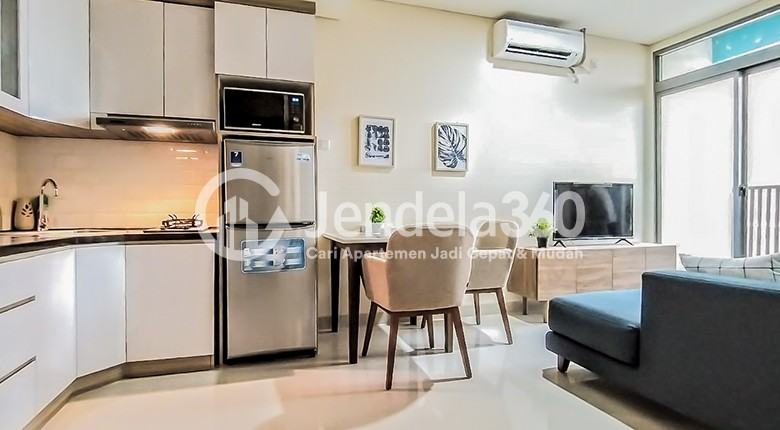Kitchen Pejaten Park Residence Apartment