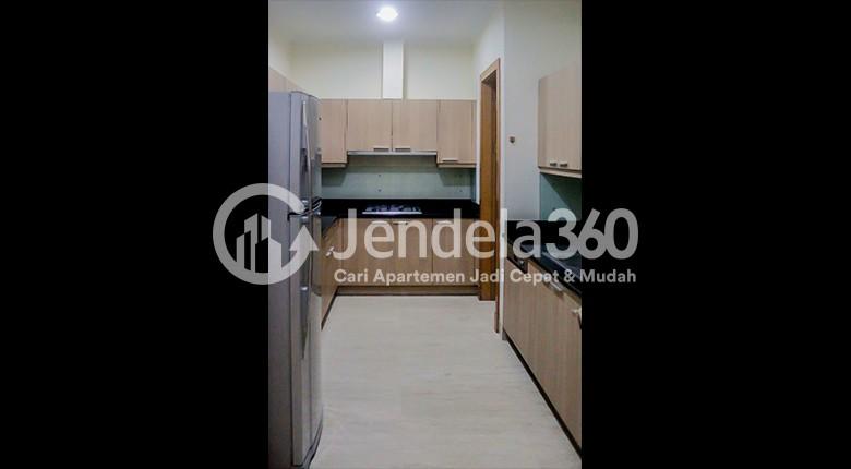 Kitchen Sudirman Residence Apartment