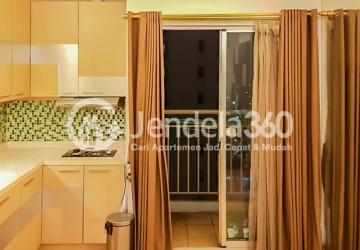 Mediterania Garden Residence 2 3BR Semi Furnished