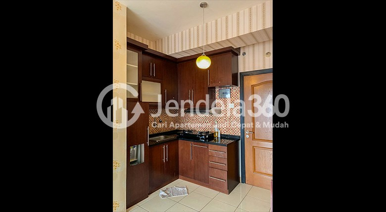Kitchen Salemba Residence Apartment