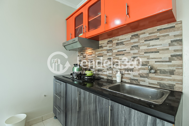 Kitchen MOI City Home Apartment