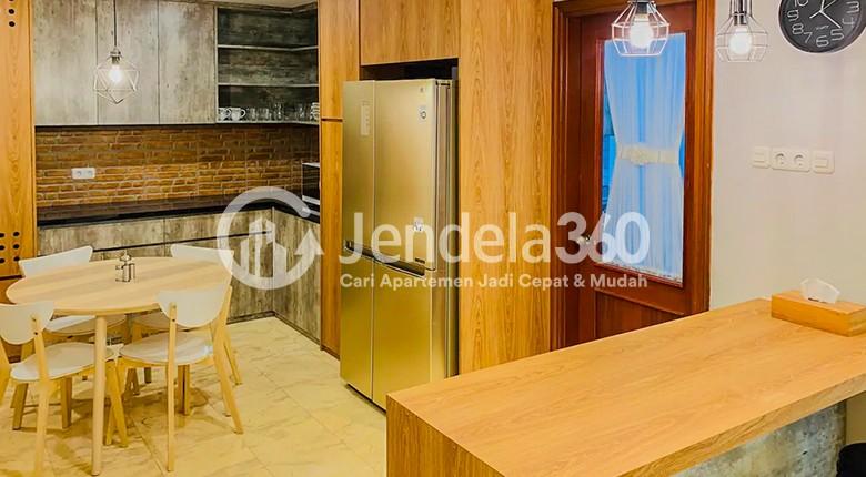 Kitchen Slipi Apartment