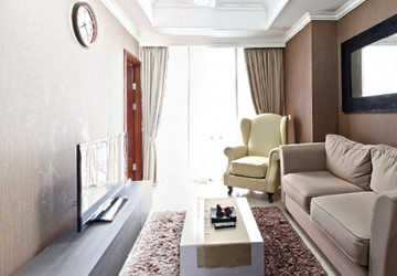 Kuningan City (Denpasar Residence) 2BR Tower Ubud