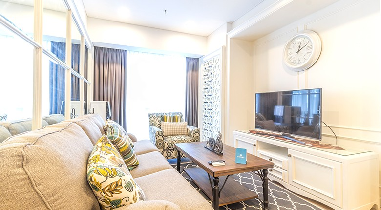 setiabudi sky garden apartment for rent