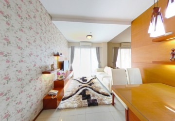 Thamrin Residence Apartment 2BR View City