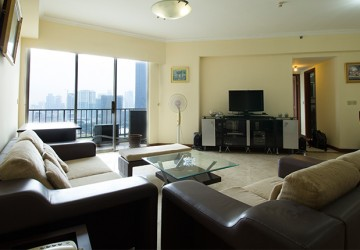 Puri Casablanca Apartment  2BR Fully Furnished