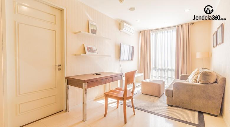 apartemen fx residence