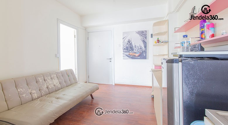 green pramuka city apartment for rent