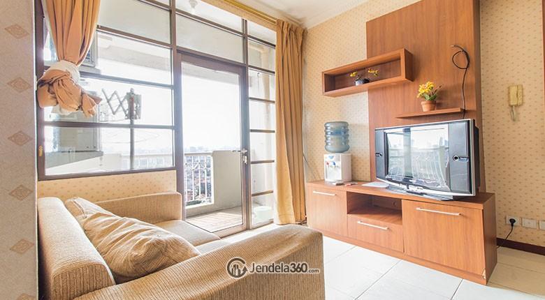 sewa apartemen salemba residence