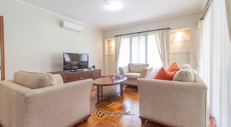 apartemen arkadia residence at kemang