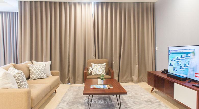 sewa apartemen oakwood suites la maison