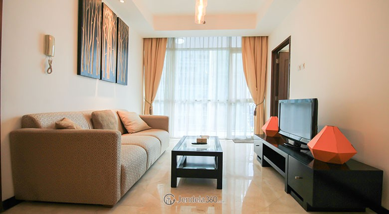 apartemen the bellagio residence