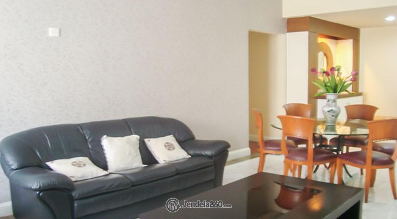 Living Room Menteng Executive Apartment Apartment