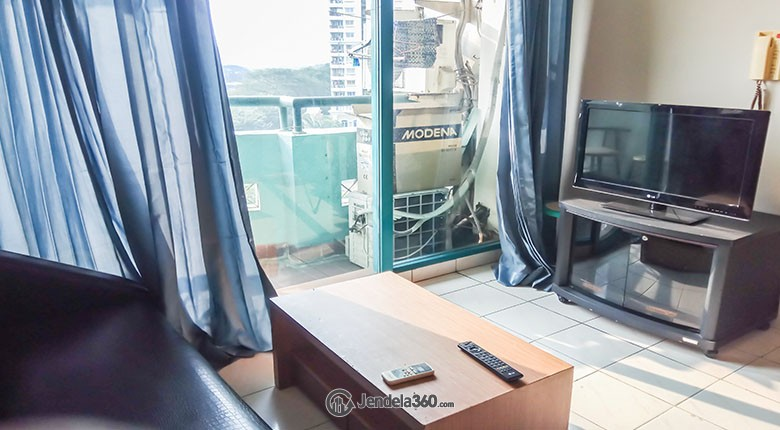 Living Room Apartemen Puri Kemayoran Apartment
