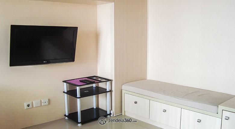 Living Room Kebagusan City Apartment Apartment