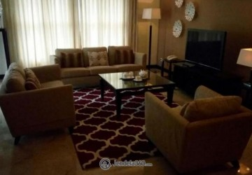 Pondok Indah Golf Apartment 2BR View Golf Area