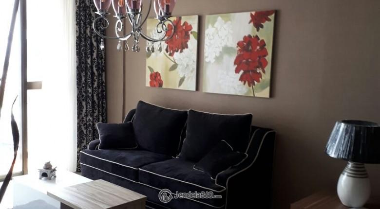 Living Room Aston Rasuna Apartment