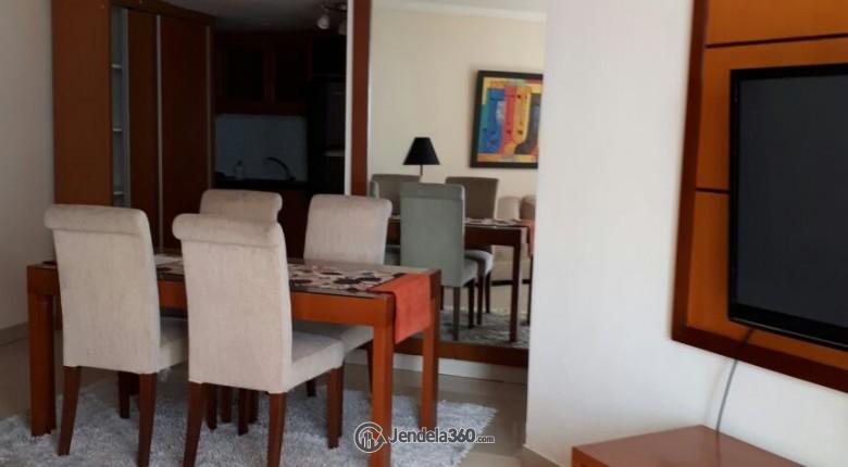 Living Room Aston Rasuna Apartment Apartment