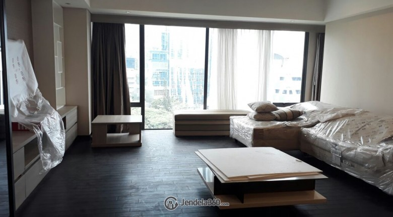 Living Room Verde Residence Apartment