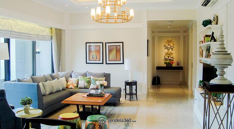 Living Room 1 Park Avenue