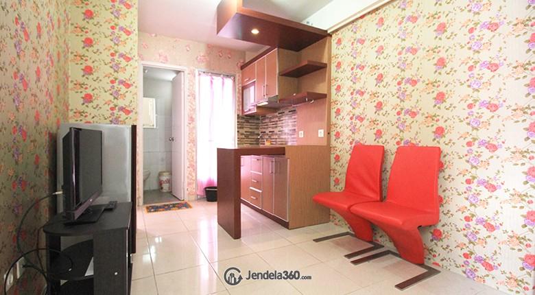 Living Room Apartemen Kalibata City Apartment