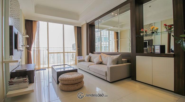 Living Room Kuningan City - Denpasar Residence