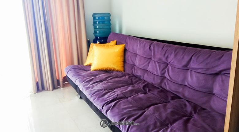 Living Room Royal Mediterania Garden Residence
