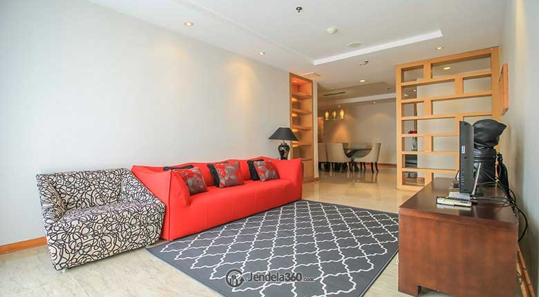 Living Room FX Residence Apartment
