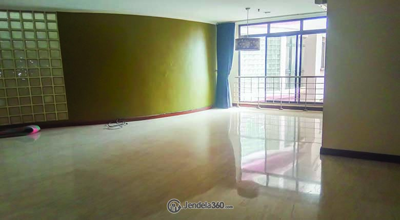 Living Room Midtown Residences Jakarta