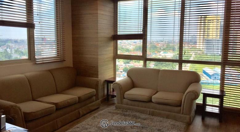 Living Room Puri Imperium Apartment