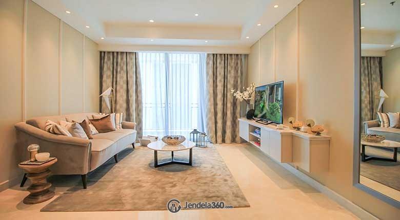 Living Room Wang Residences